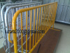 Commercial painting crowd control barriers