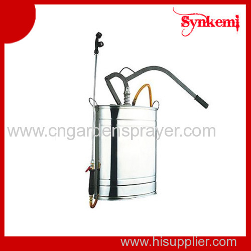 16L Stainless steel knapsack compression sprayer