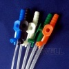 Disposable PVC medical sputum suction catheter /tube