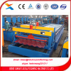 xn hot sale hydraulic type poland glazed tile roll forming machine