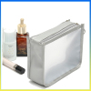 New products 2014 lady storage case clear grenadine makeup pvc bag