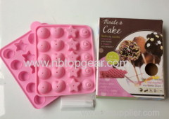 2014 New hot Silicone Cake Pop Maker