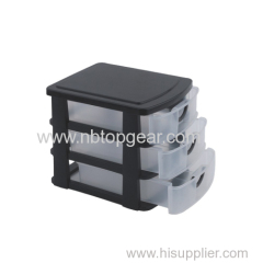 Hot selling popular cheap plastic storage drawers
