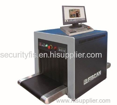 Multi-Energy X-Ray Security Inspection System