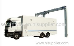 Mobile Container Security Inspection System