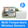 Multi-Temperature Wireless Sensors devices