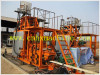 continuous casting rolling mill machine