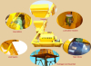 Self-loading concrete mixer concrete mixer machine