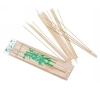 Disposable bamboo skewers for BBQ