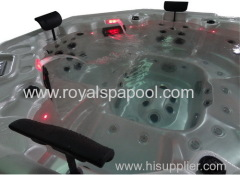 Outdoor spa jacuzzi outdoor jacuzzi tub