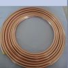 Pancake copper pipe coil