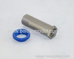 Buffer nut for 4wd racing gas car model