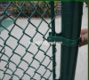 9 gauge chain link fence PVC-coated Cylone Fence