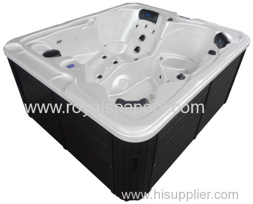 Outdoor spa jacuzzi spa tub