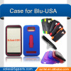 Fashion and hot sell mobile phone case for Blu in different style from Suntel