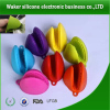 New Silicone Coated Cooking Oven Glove Heat Resistant Silicone Oven Mitt