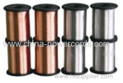 Tinned Copper Clad Steel Wire Φ0.10mm-Φ1.2mm (TCCS conductivity 30%)