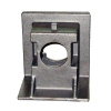 Investment casting shipping fitting