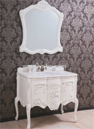 PVC bathroom cabinet bathroom cabinet factory