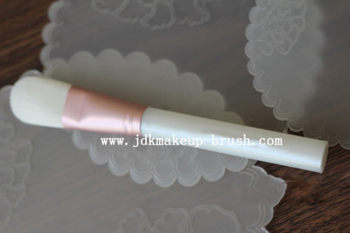 White Handle White Hair Foundation Brush Mask Brush Manufacturer