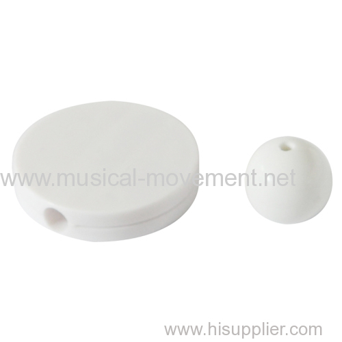 MUSICAL PULL STRING TOYS MECHANISM
