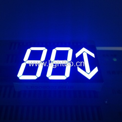 Custom Super Red Triple-Digit Arrow LED Display for Lift Floor number Indicator