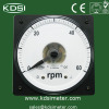 high precision analog panel tachometer speedometer