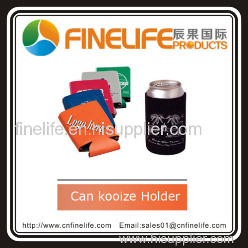 colorful insulated can kooize cooler holder