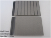 164*12mm outdoor wpc wall panel