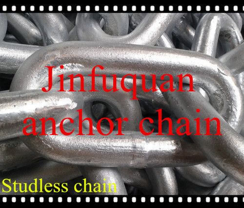 Long Link Studless Chain factory from China