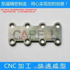 cheap &high precision Aluminum Alloy Machine Parts CNC Processing