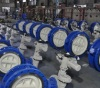API 609 Bi-Directional Sealing Electric Actuator Butterfly Valve