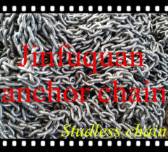 Studless/Stud Anchor Chain of Manufacturer from China