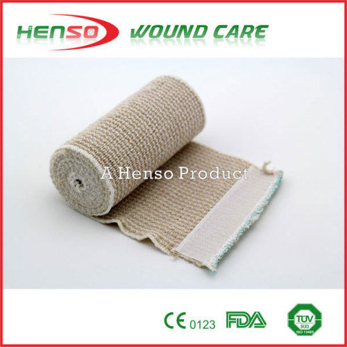HENSO Factory Price High Elastic Bandage With Velcro