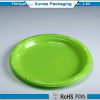 Plastic disposable plate whosale
