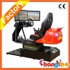 Car Racing Game Machine Simulator Arcade Racing Car Game Machine