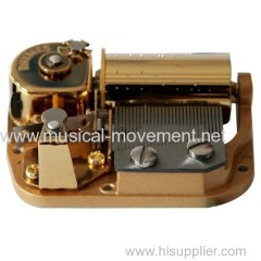 30 NOTE DELUXE WIND UP MUSIC BOX MOVEMENT