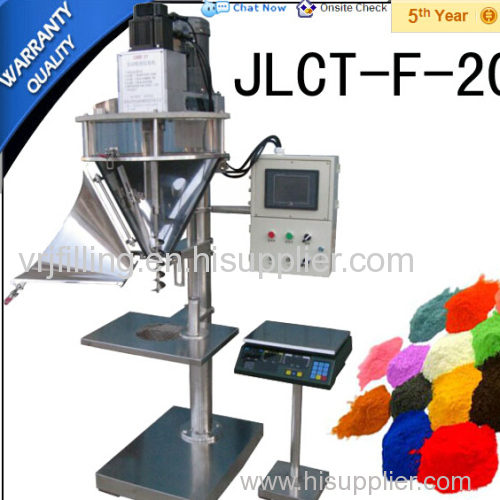 JLCT-F-2000 Semi Automatic Powder Filling Machine