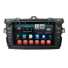 Android In Dash Car Video System Car Dvd Gps Radio Player for Toyota Corolla OEM Manufacturer