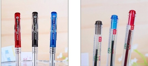 0.38mm / tall and thin ball pen