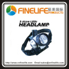 5 straw hat LED Headlamp