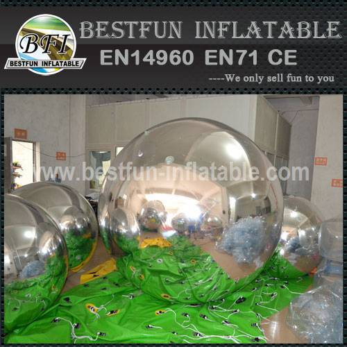 Fairs and Festivals Decorations Inflatable Mirror Balls
