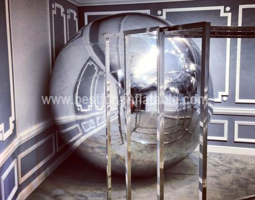 Inflatable Mirror Ball with Reflection Effect for Decoration