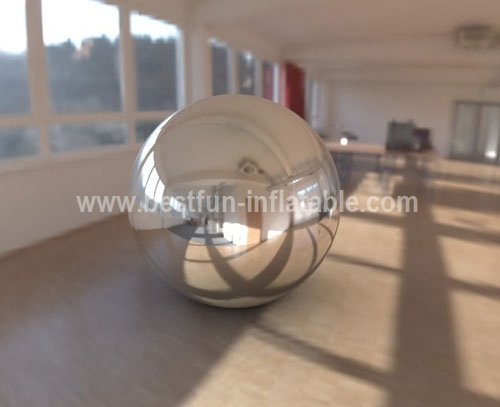 Water Floating Inflatable Mirror Balls