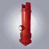 24kV/630A/20kA Lateral Vacuum Circuit Breaker Embedded Pole