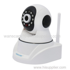 Micro SD Card recording plug and play dome home security ip camera 720p high definition ip infrared camera
