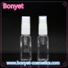 NEW! clear mist pump spray bottle/silk printing! hot stamping airless pet bottle! cosmetic packing pet bottle