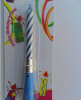Birthday candle factory direct wholesale electronic music candle birthday candles