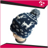 LADIES NOVELTY KNITTED BEANIE
