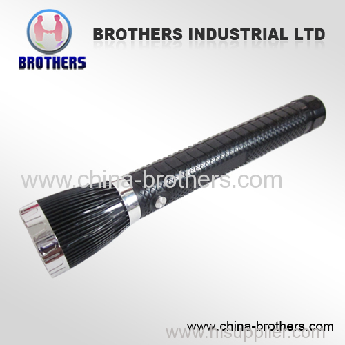 plastic led torch with good quality